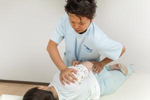 背骨・骨盤・関節の調整