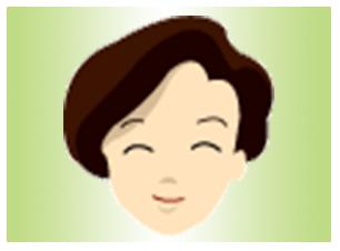 川越絵里様 40代 女性 美容師 一之江在住 (頭痛でお悩みの患者様)