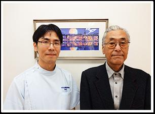 「40年来の腰痛がなくなり驚きました!」 佐々木武俊様 60代 男性 会社役員 瑞江在住 (腰痛でお悩みの患者様)