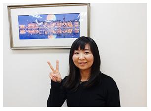 佐藤裕子様 30代 女性 ピアノ講師 瑞江在住 (肩こりでお悩みの患者様)